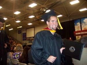 nate graduation